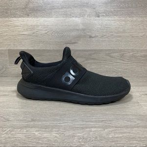 Adidas Athletic Running Shoes Womens Size 7 Black